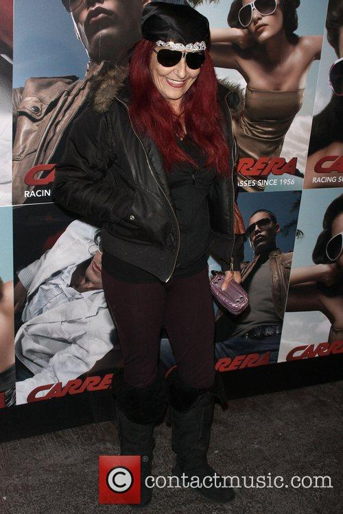 Patricia Field Launch of Carrera Vintage Sunglasses at...
