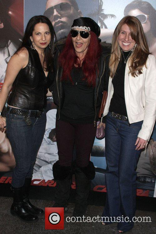 Patricia Field and guests Launch of Carrera Vintage...