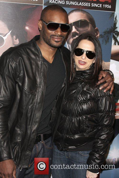 Tyson Beckford and Eden Wexler 3