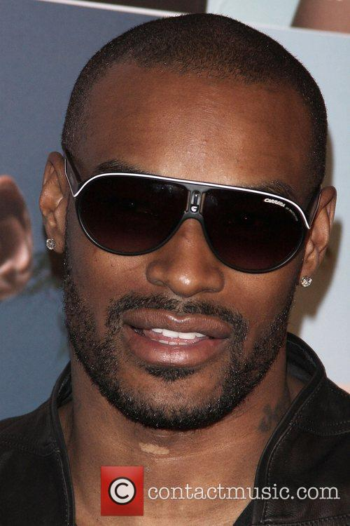 Tyson Beckford Launch of Carrera Vintage Sunglasses at...