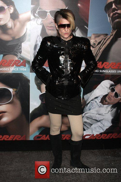 Peaches Launch of Carrera Vintage Sunglasses at The...