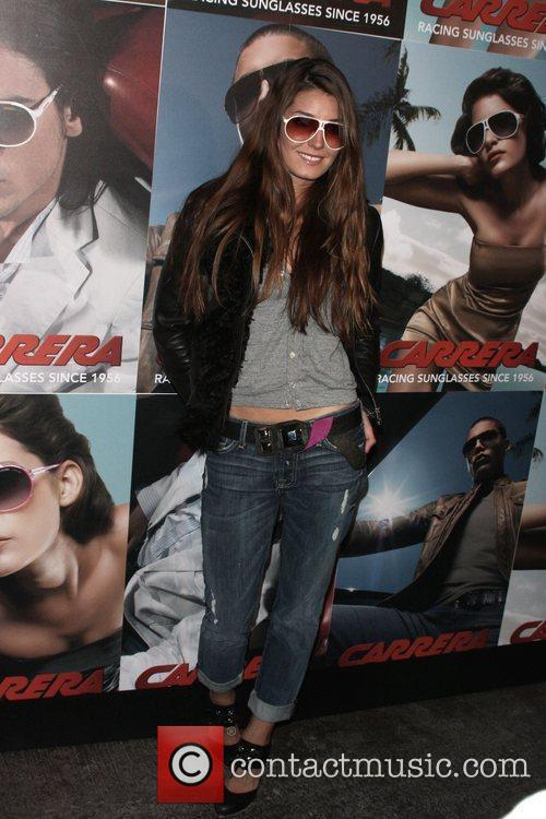 Sami Swetra Launch of Carrera Vintage Sunglasses at...