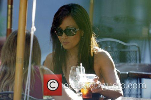 Carrie Ann Inaba and Dancing With The Stars 1