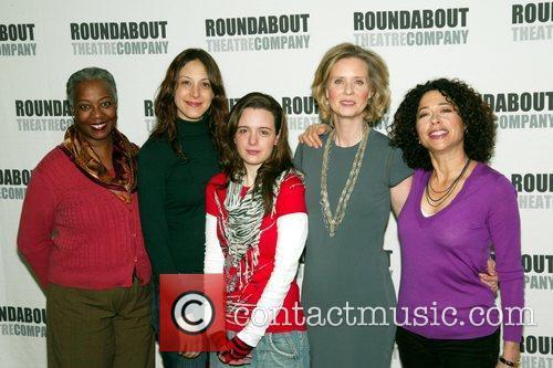Alita Mitchell, Natalie Gold, Shana Dowdeswell, Cynthia Nixon...