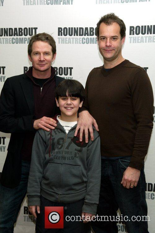 Peter Benson, Josh Stamberg, Matthew Gumley Photo Call...