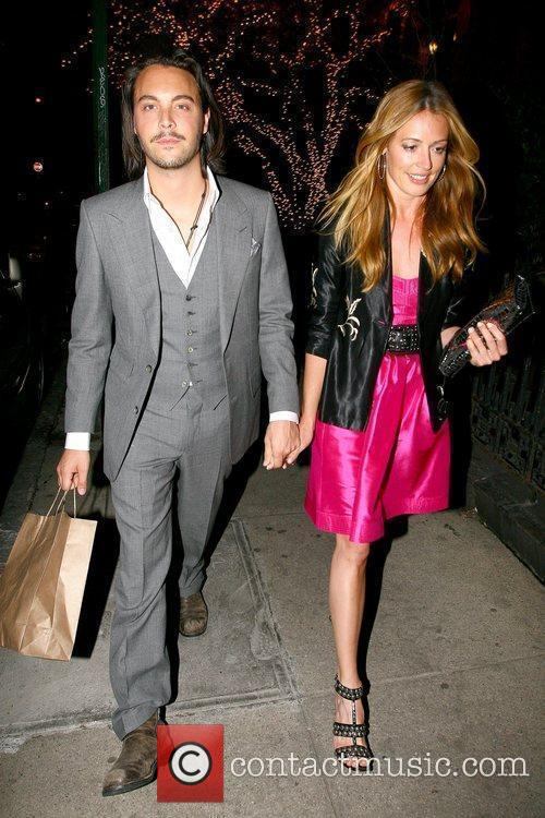 Jack Huston and Cat Deeley 3