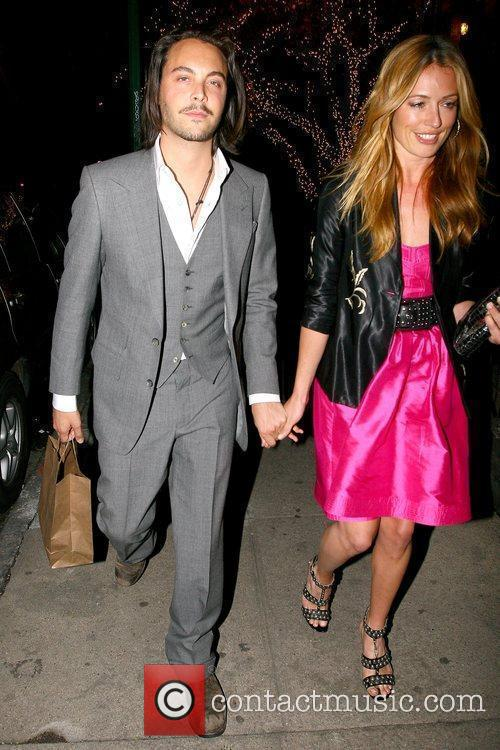 Jack Huston and Cat Deeley 1