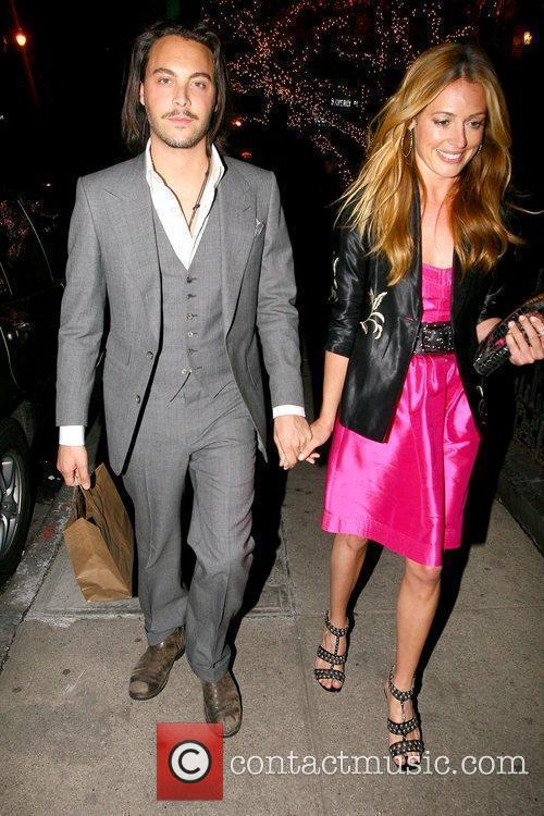 Jack Huston and Cat Deeley 5