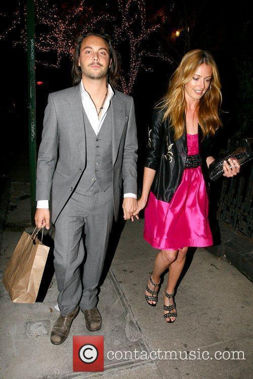 Jack Huston and Cat Deeley 2