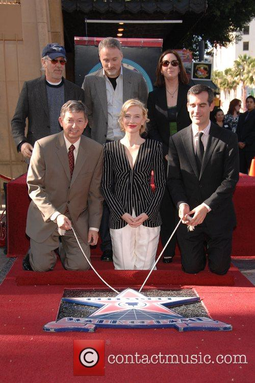 Steven Spielberg and David Fincher 2