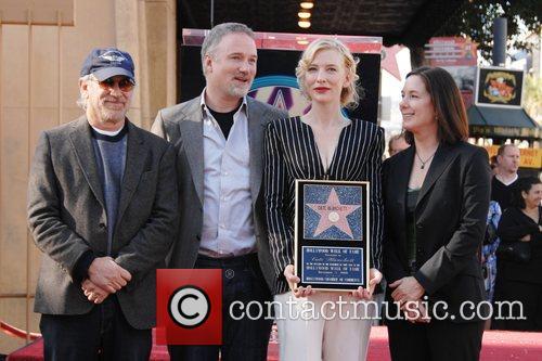 Steven Spielberg, Cate Blanchett and David Fincher 3