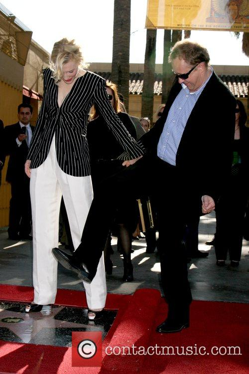 Cate Blanchett and Andrew Upton Cate Blanchett receives...