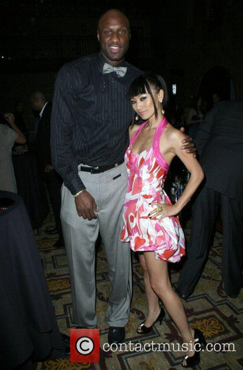 Lamar Odom and Bai Ling The 5th Anniversary...