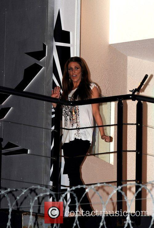 Lucy Pinder and Big Brother 13