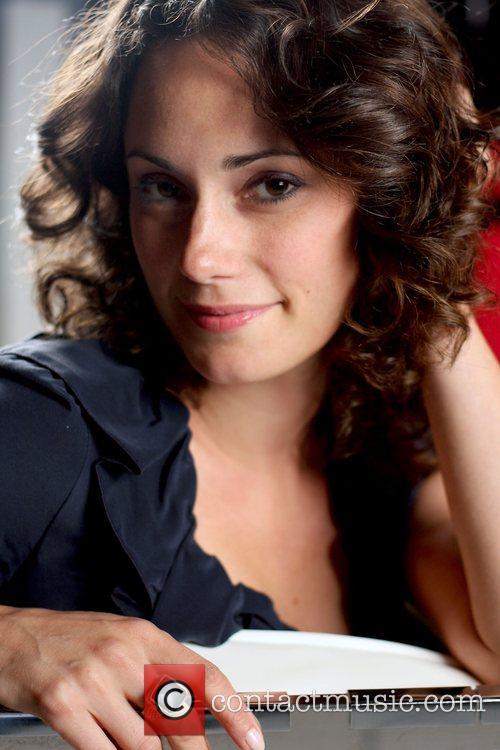 Natalie Brown from the CBC TV series 'Sophie'...