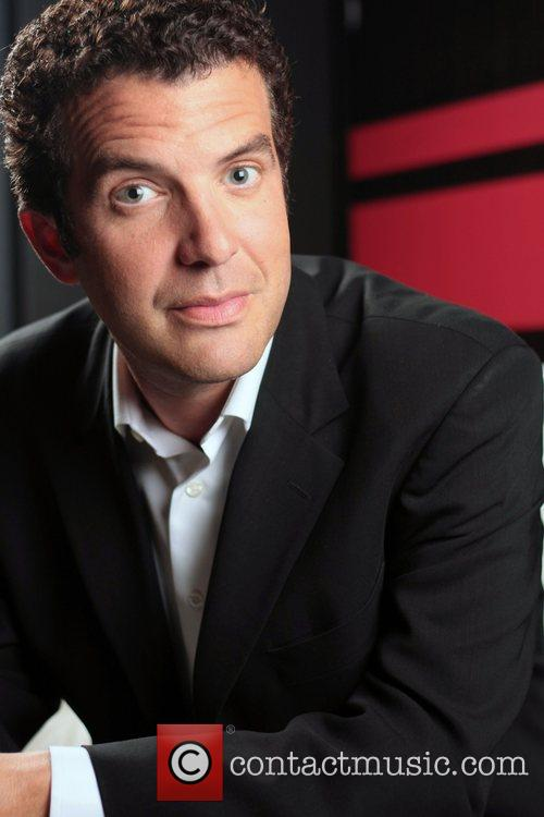 Rick Mercer from the CBC's political comedy TV...