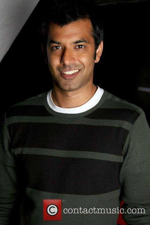 Zaib Shaikh from the CBC TV series 'Little...