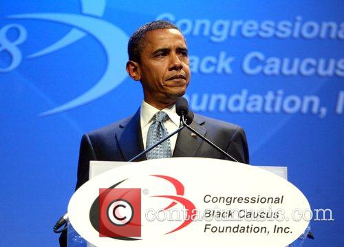 The Congressional Black Caucus Foundation hold their annual...