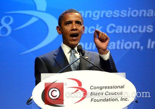 Senator Barack Obama The Congressional Black Caucus Foundation...