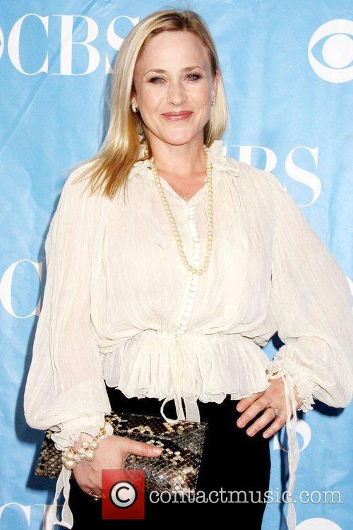 Patricia Arquette, whose show, 'Medium' has been picked...