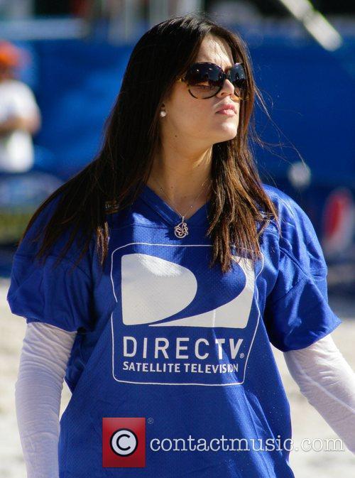 Khloe Kardashian The DirectTV 3rd Annual Celebrity Beach...