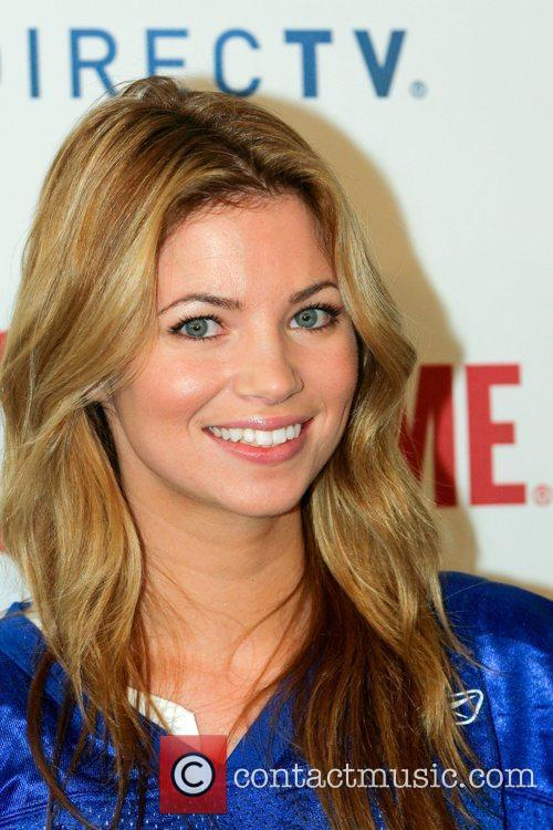 Amber Lancaster The DirectTV 3rd Annual Celebrity Beach...