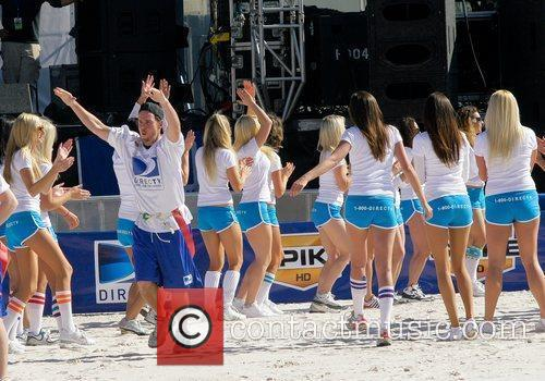 Kevin Dillon The DirectTV 3rd Annual Celebrity Beach...