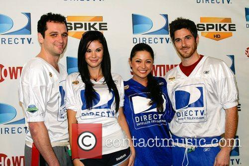 Matthew Rhys, Jayde Nicole, Pilar Lastra and Dave Annable 2
