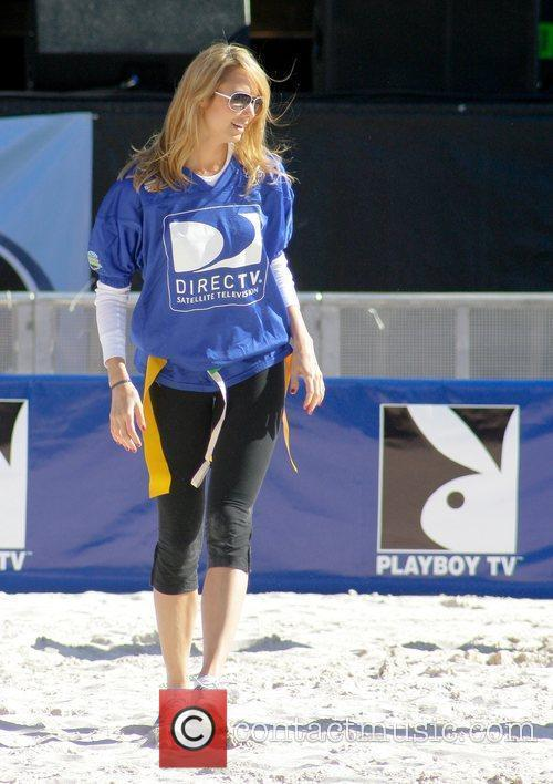 Stacy Keibler The DirectTV 3rd Annual Celebrity Beach...
