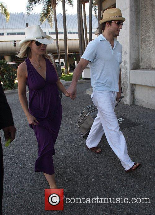 Jennie Garth and Peter Facinelli 1