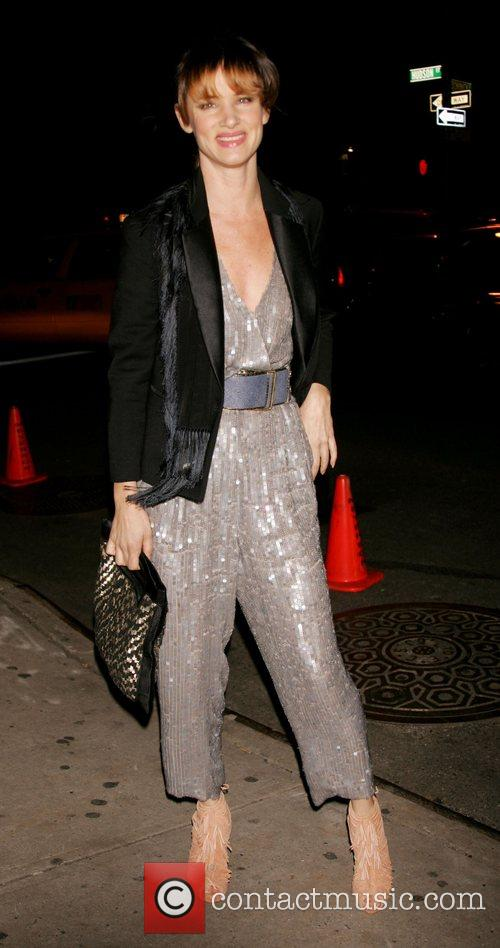 Juliette Lewis  The Vogue Party at Skylight...