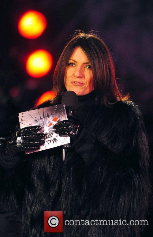 Host Davina McCall Celebrity Big Brother 2009 Borehamwood,...