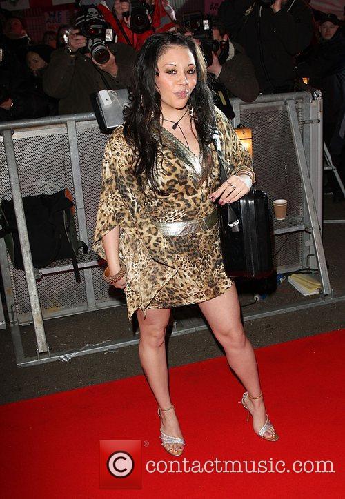Mutya Buena Celebrity Big Brother 2009 Borehamwood, England