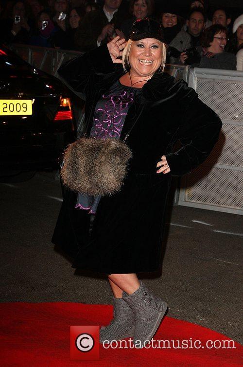 Tina Malone Celebrity Big Brother 2009 Borehamwood, England