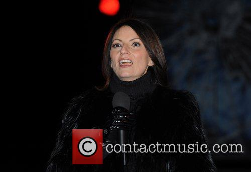 Davina Mccall Celebrity Big Brother 2009 Borehamwood, England