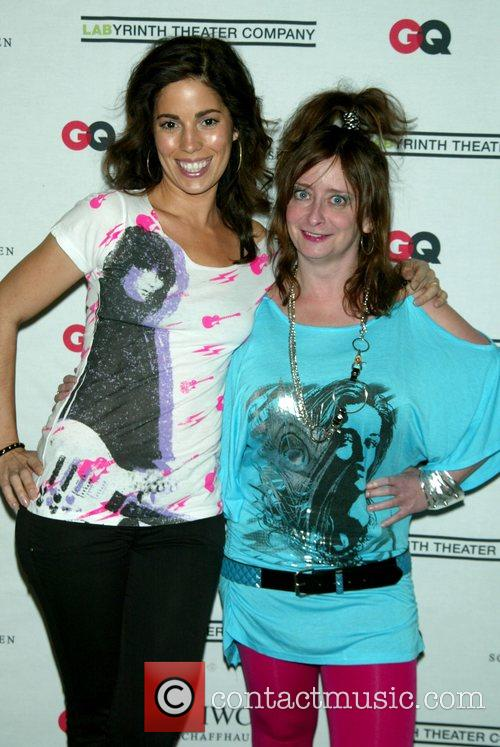 Labyrinth Theater's 6th Annual Celebrity Charades held at...