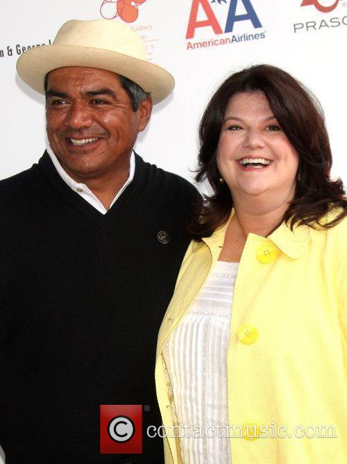 George Lopez and Ann Lopez