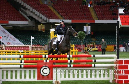 Express eventing international cup held at the Millennium...