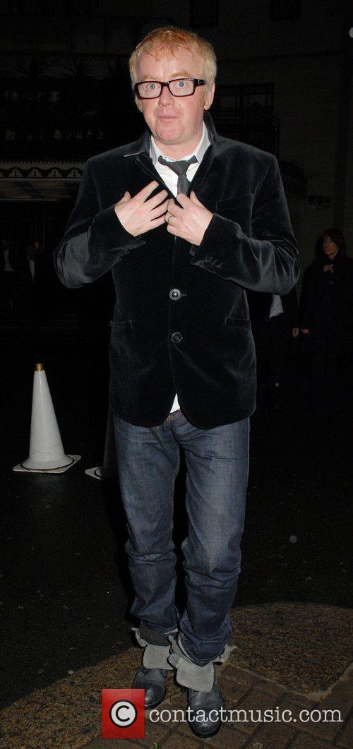 Chris Evans Music Industry Trusts' Awards 2008 -...