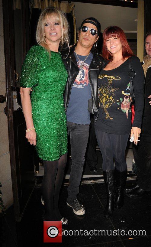 Jo Wood, Slash, Perla Ferrar Music Industry Trusts'...