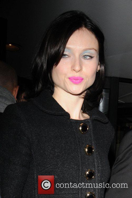 Sophie Ellis-Bextor Music Industry Trusts' Awards 2008 -...
