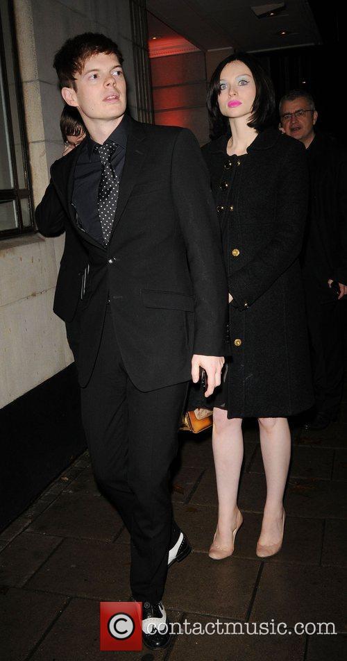 Sophie Ellis-Bextor, Richard Jones Music Industry Trusts' Awards...