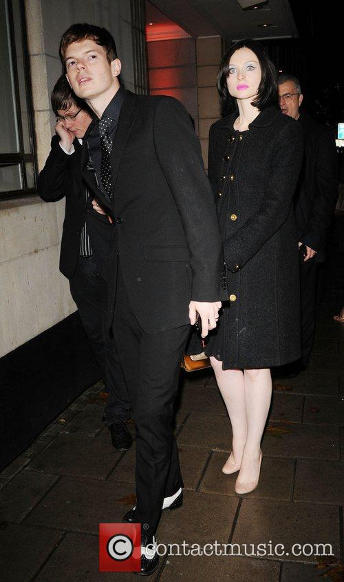 Music Industry Trusts' Awards 2008 - afterparty held...