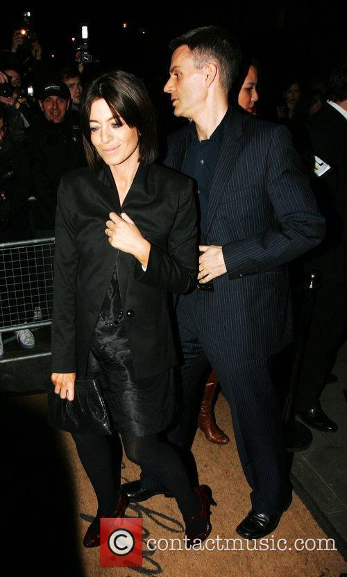 Claudia Winkleman Brit Awards 2009 Universal Aftershow party...