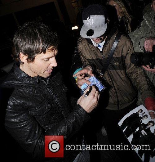 Brit Awards 2009 Universal Aftershow party at Claridges...
