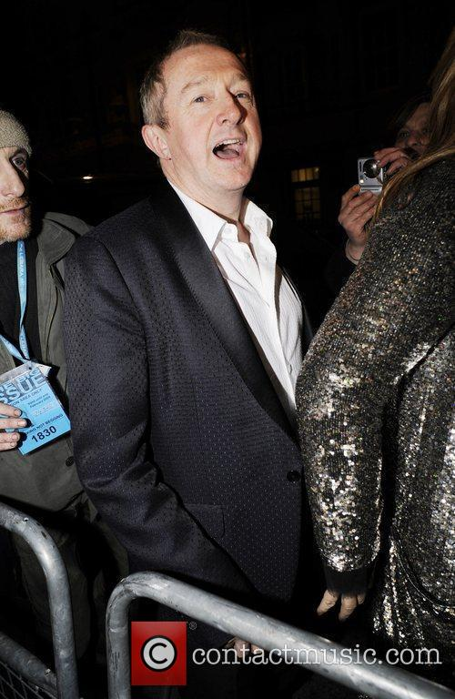 Louis Walsh Brit Awards 2009 Universal Aftershow party...