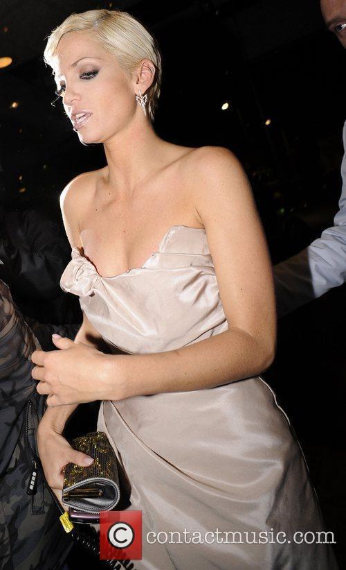Sarah Harding Brit Awards 2009 Universal Aftershow party...