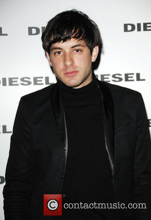 Mark Ronson The Diesel Party held at the...