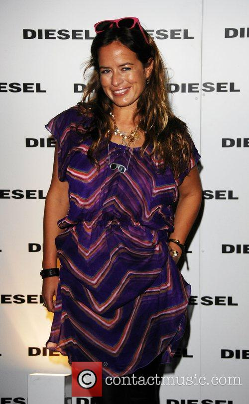 Jade Jagger The Diesel Party held at the...
