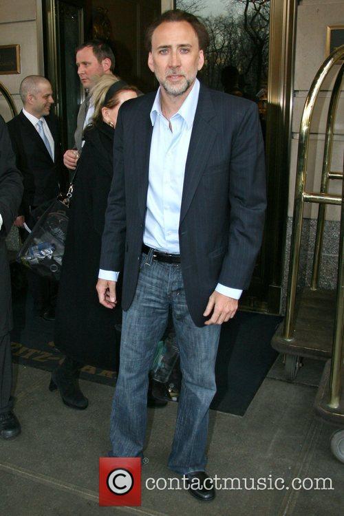 Nicolas Cage and Manhattan Hotel 3